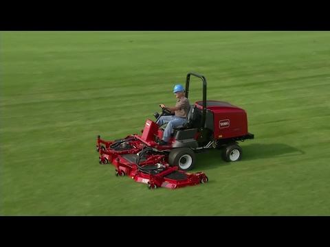 Toro® Groundsmaster® 4000-D – Productivity