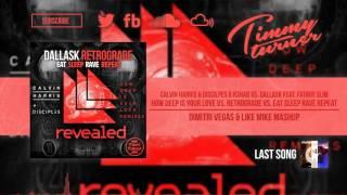 DallasK - How Deep Is Your Love vs. Retrograde vs. Eat Sleep Rave Repeat (DV&LM Mashup)