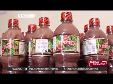Ugandan entrepreneur reaps big from growing demand for healthy food