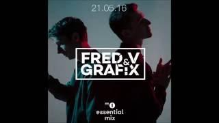 Fred V & Grafix - Essential Mix @ BBC Radio 1 - 21.05.2016