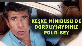 Sarı Mercedes - Bayram'ı Polis Durduruyor!
