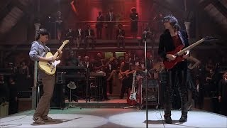 Steve Vai vs Ralph Macchio Epic Guitar Battle Video