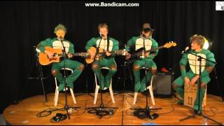5 seconds of summer - don't stop acoustic (livestream)
