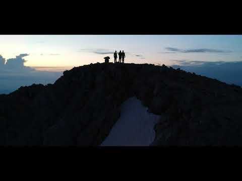 Sončni vzhod Grintovec