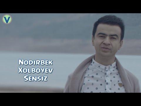 Nodirbek Xolboyev - Sensiz | Нодирбек Холбоев - Сенсиз (YANGI UZBEK KLIP) 2016