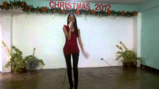 Danica - Have Yourself a Merry Little Christmas (Sarah Connor Cover)