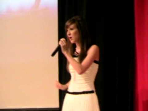 Big Sandy Idol 2009-2010 ~ Holly White