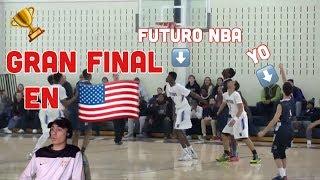 EL DÍA QUE JUGUÉ CONTRA MO BAMBA (FUTURO NBA) EN UNA GRAN FINAL EN USA