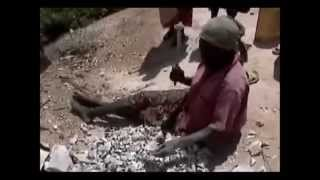 preview picture of video 'Kampala Uganda Rock quarry video'