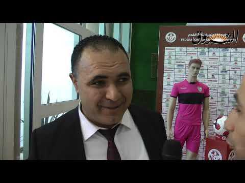 محمد علي العروي يتحدث على حظوظ فريقه مستقبل الرجيش في مقابلة الصعود