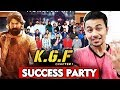 KGF Chapter 1 SUCCESS PARTY | Rocking Star Yash | Kolar Gold Fields