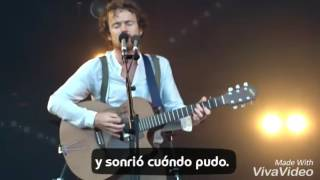 Damien Rice  -  The Professor & La fille Danse  (Subtitulado)
