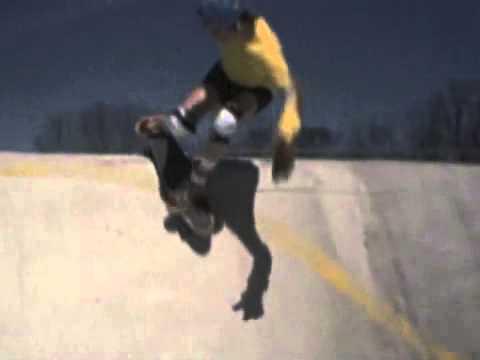 Concrete Wave Skatepark, Catonsville, MD.