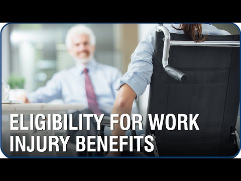 Video - Who is Eligible for Workers' Compensation Benefits?