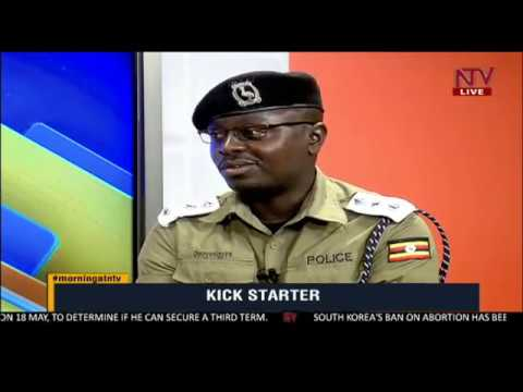 KICK STARTER: How safe are you in Kampala City?