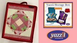 Yazzii CA474 personalized by Sue Allen   Yazzii Craft Bags   Inspirational Ideas