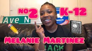 Melanie Martinez K 12 (Teaser 2) REACTION VIDEO ❤️