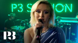 Zara Larsson - Love Me Land  / live i P3 Session