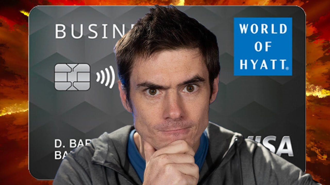 NEW Hyatt Credit Card - Awesome or Disappointing? thumbnail