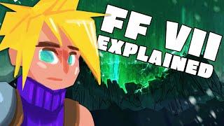 The Full Final Fantasy 7 Story Explained