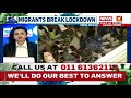 MIGRANT CHAOS AT ANAND VIHAR, HOW DO WE SOLVE THIS?   NewsX - Video