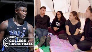 Krzyzewskiville: The hottest spot for 2019 UNC-Duke tickets | College GameDay