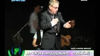 Artvin'in Kurtuluşunun 91. Yıldönümü Kutlamalarında Oflu Ali'den Fıkralar.avi