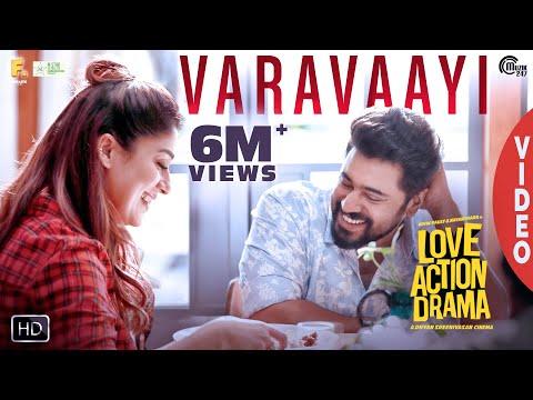 Varavaayi Song - Love Action Drama - Nivin Pauly, Nayanthara
