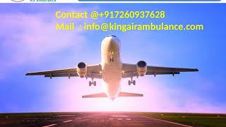 Finest and Reliable King Air Ambulance Service in Jabalpur and Allahabad