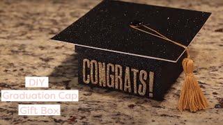 DIY Graduation Cap Gift Box - HGTV Handmade