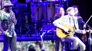 Wild Mountain Thyme, James Taylor cover, live @ Blossom Music Center 7/25/14
