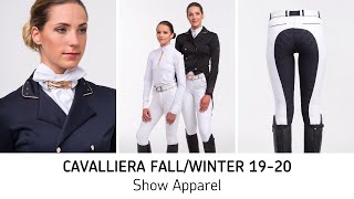 Cavalliera Equestrian Fashion - Fall/Winter 19-20 Show Apparel