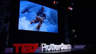 TEDxRotterdam - Bernice Notenboom -  Living deliberately  will lead the future