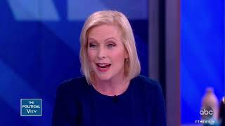 Sen. Kirsten Gillibrand on Tax Cuts and Trade Deals | The View
