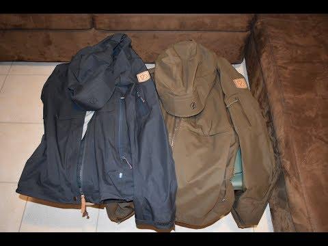 Fjällräven Keb Eco-Shell Jacket M und W - Regenjacke / Trekkingsjacke
