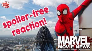 Marvel Movie News: Far From Home Spoiler-Free Reaction, Jessica Jones Full Review, Black Widow Leaks