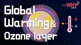 [Why series] Earth Science Episode 5 - Global Warming & Ozone Layer
