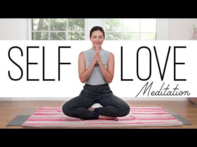 Meditation for Self Love | Yoga With Adriene