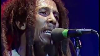 """Bob Marley  Live 80 HD """"Redemption Song - Could You Be Loved (7/10)"""