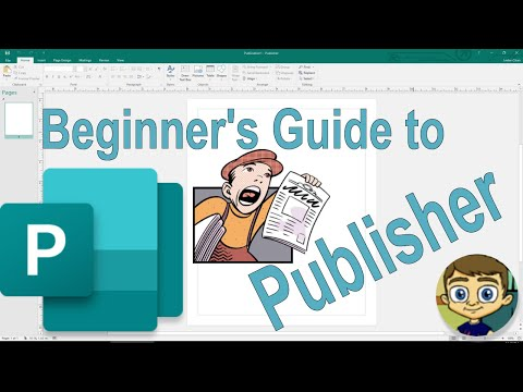The Beginner's Guide to Microsoft Publisher