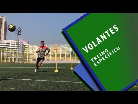 VOLANTES - TREINO ESPECÍFICO | FUTEBOL | CARLOS BERTOLDI | TICÃO