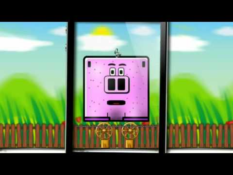 Video of Big Pig - physics puzzle game
