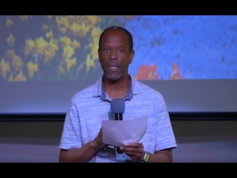 """What Really Matters""- Rev. Paula Mekdeci- June 12, 2020"