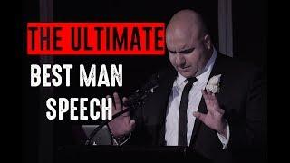 The Ultimate Best Man Speech | My Best Man Speech At My Cousins Wedding Last Year.