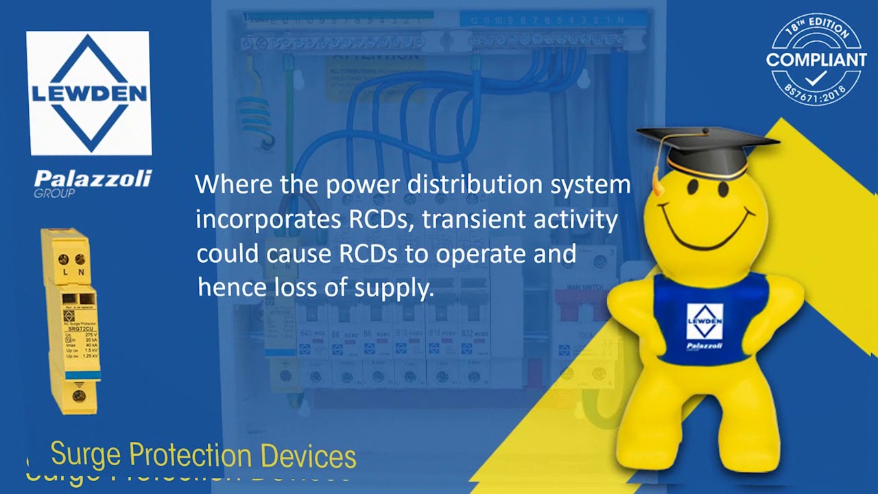 Surge Protection Devices - The installation of a Surge Protection Device on Load side or Line side