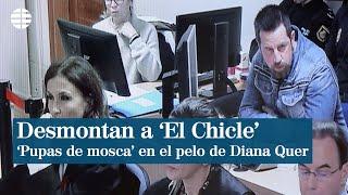 """Las """"pupas de mosca"""" del pelo de Diana desmontan la versión de 'El Chicle'"""