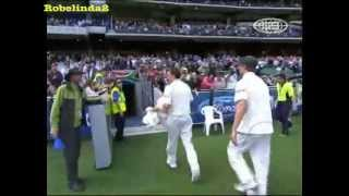 Dale Steyn amazing humiliation of Australia at MCG 2008. 10 WICKETS OF DOOM!