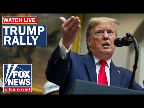 Trump hosts first 'Keep America Great' rally of 2020
