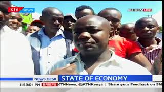 State of economy: Business drop in Kisii due to politics