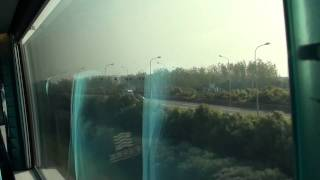preview picture of video 'Maglev Consultant Narrates Shanghai Maglev from Longyang Rd. to Pudong Airport'